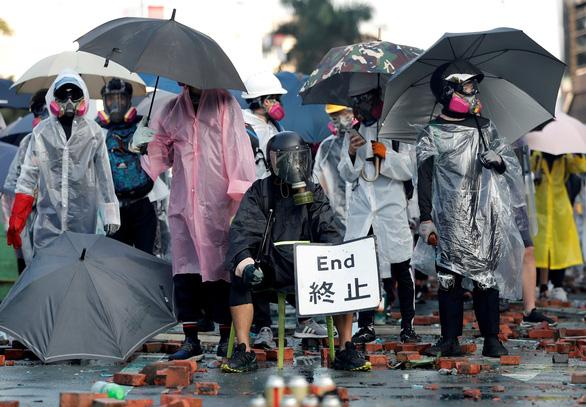 Thượng viện Mỹ thông qua luật ủng hộ Hong Kong tự trị - Ảnh 1.