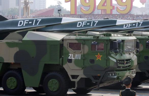 Nhật nhắc nhở Trung Quốc: Mấy ông mới là nước có nhiều tên lửa tầm trung - Ảnh 2.