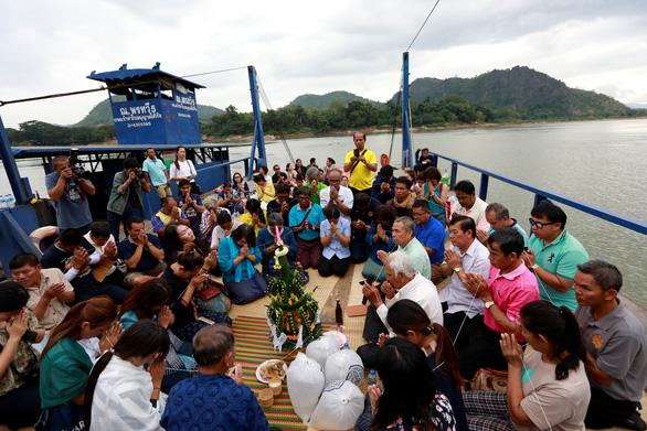 Sông Mekong sẽ cạn nước nghiêm trọng trong tháng sau - Ảnh 3.