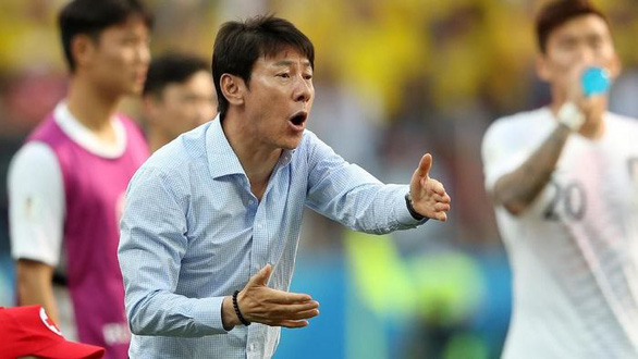 Indonesia xác nhận đã làm việc với cựu HLV tuyển Hàn Quốc Shin Tae Yong - Ảnh 1.