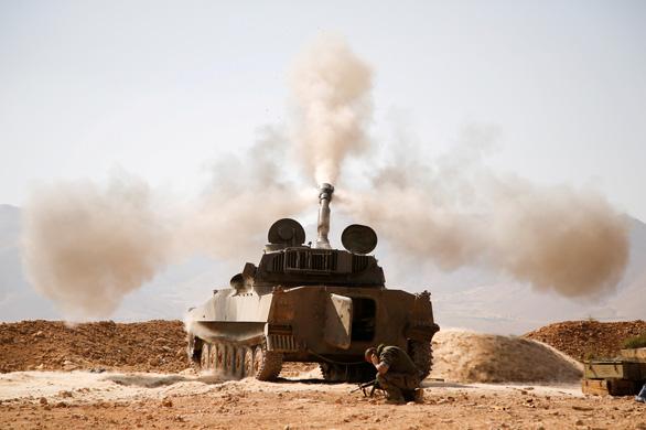 Israel phóng tên lửa tấn công quân đội Syria và Iran - Ảnh 3.