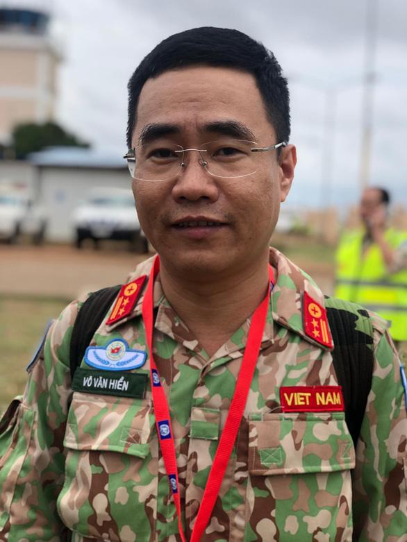 Đoàn bác sĩ bệnh viện dã chiến cấp 2 Việt Nam đã đến Nam Sudan - Ảnh 4.