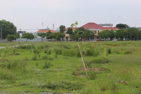 Bắt tạm giam nữ giám đốc Công ty Hoàng Kim Land - Ảnh 1.