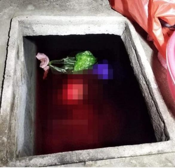 Rúng động việc con rể sát hại mẹ vợ giấu xác trong bể nước - Ảnh 1.