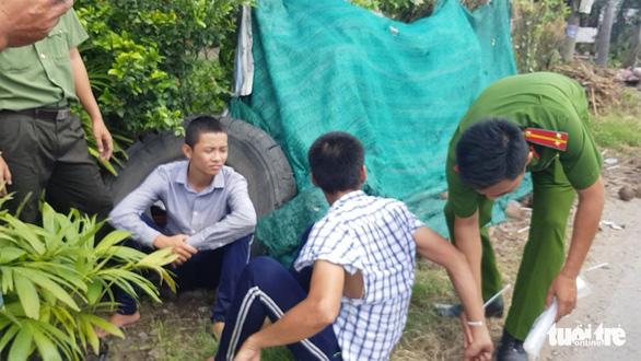 Huy động lực lượng truy tìm 46 học viên cai nghiện trốn trại - Ảnh 2.