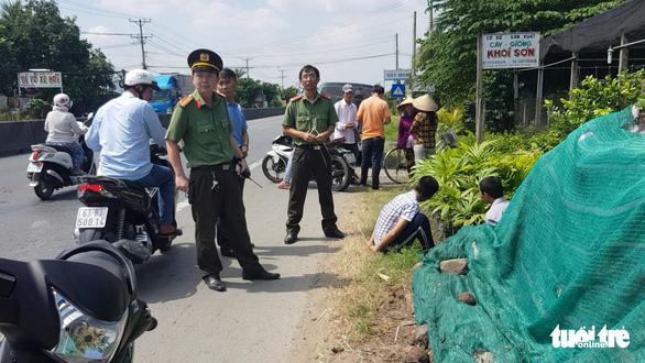 Huy động lực lượng truy tìm 46 học viên cai nghiện trốn trại - Ảnh 1.