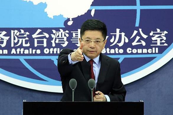 Bắc Kinh đe dọa: Đài Loan đòi độc lập là chuốc lấy tai họa - Ảnh 1.