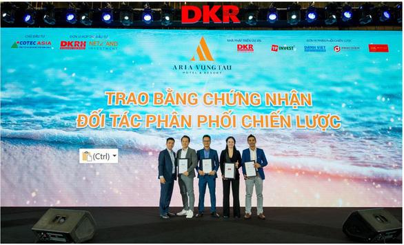 Lễ ra quân dự án Aria Vũng Tàu: hàng trăm nhân viên - Ảnh 2.