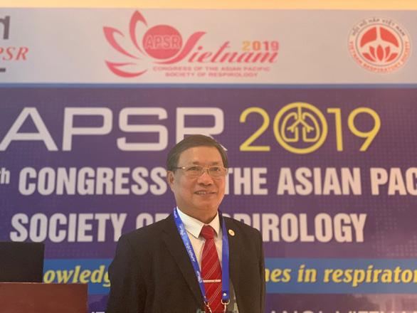 GSK đồng hành cùng Hội nghị Hô hấp châu Á - Thái Bình Dương (APSR) 2019 - Ảnh 1.