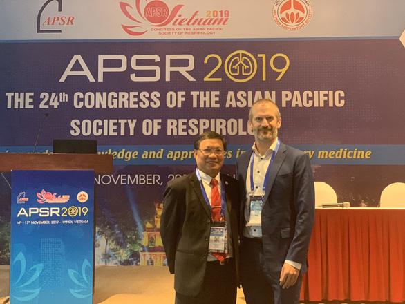 GSK đồng hành cùng Hội nghị Hô hấp châu Á - Thái Bình Dương (APSR) 2019 - Ảnh 2.