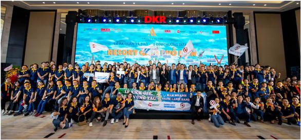 Lễ ra quân dự án Aria Vũng Tàu: hàng trăm nhân viên - Ảnh 3.