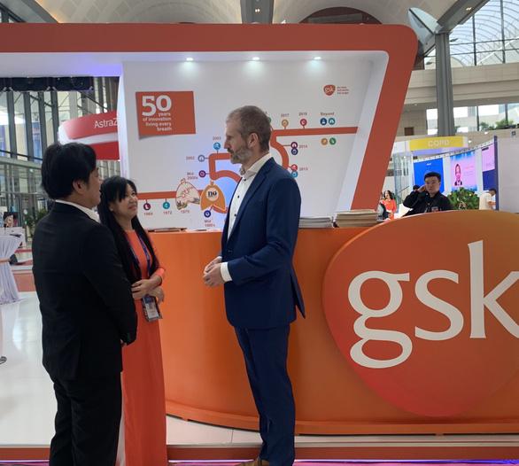 GSK đồng hành cùng Hội nghị Hô hấp châu Á - Thái Bình Dương (APSR) 2019 - Ảnh 3.