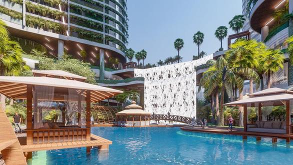 Khu giải trí và ẩm thực rộng gần 10.000m2 trong tổ hợp Wellness & Fresh resort - Ảnh 3.