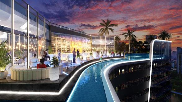 Khu giải trí và ẩm thực rộng gần 10.000m2 trong tổ hợp Wellness & Fresh resort - Ảnh 4.