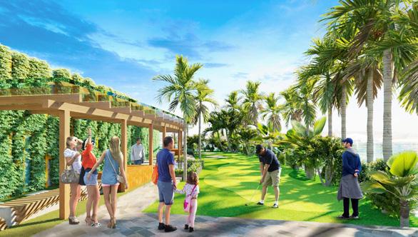 Khu giải trí và ẩm thực rộng gần 10.000m2 trong tổ hợp Wellness & Fresh resort - Ảnh 8.