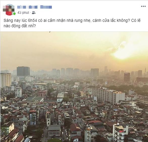 Động đất mạnh tại Lào và Thái Lan, rung chấn lan tới Hà Nội - Ảnh 2.
