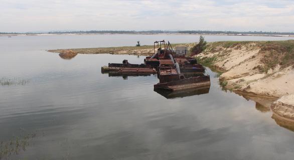 Báo cáo Bộ Chính trị việc dừng khai thác mỏ sắt Thạch Khê - Ảnh 1.