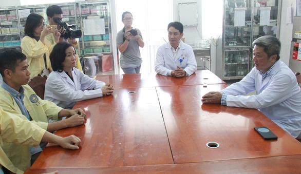 Lãnh đạo Đà Nẵng yêu cầu Sở Y tế làm việc với nhà cung ứng thuốc gây tê - Ảnh 1.