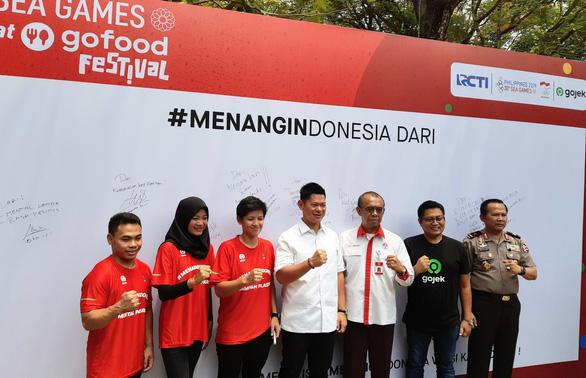 Indonesia thưởng mỗi tấm HCV SEA Games 328 triệu đồng - Ảnh 1.