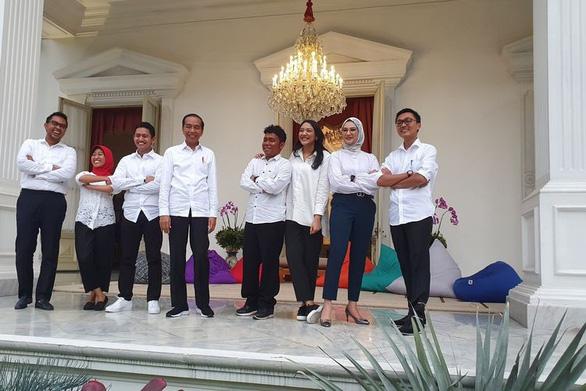 Cô gái 23 tuổi được chọn vào nhóm cố vấn trẻ của Tổng thống Indonesia - Ảnh 2.
