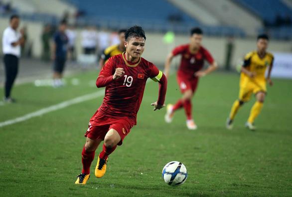 Không cầu thủ U22 Việt Nam dám mặc áo số 10 ở SEA Games 2019 - Ảnh 2.