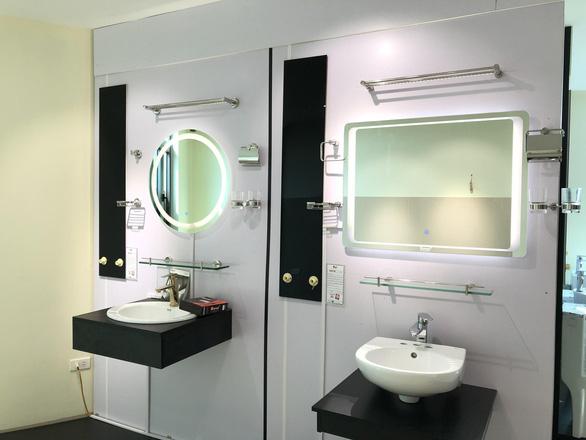 Khai trương chuỗi showroom thiết bị vệ sinh, thiết bị nhà bếp Kim Quốc Tiến - Ảnh 2.