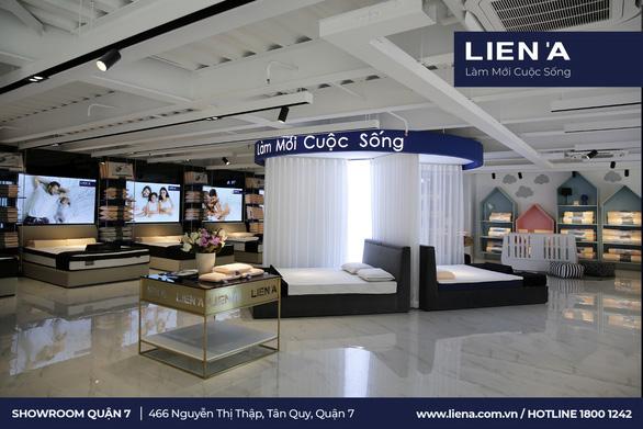 Trải nghiệm showroom Liên Á thứ 16 Flagship Store tại quận 7 - Ảnh 2.