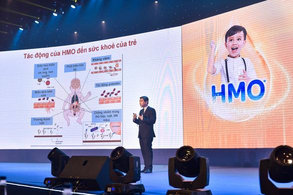 Bổ sung dưỡng chất vàng HMO vào sản phẩm Vinamilk Optimum Gold 4 mới - Ảnh 1.