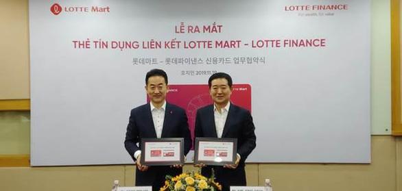 Hoàn tiền lên đến 7% với thẻ tín dụng liên kết LOTTE Mart - LOTTE Finance - Ảnh 1.