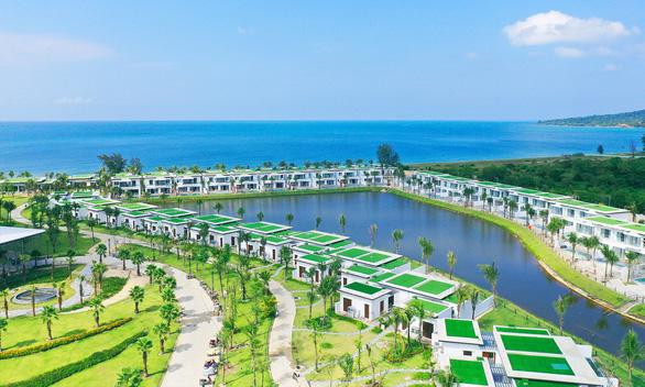 Ưu thế vượt trội của bất động sản nghỉ dưỡng thương hiệu quốc tế - Ảnh 1.