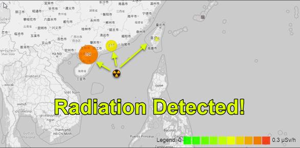 Rộ tin nổ tàu ngầm hạt nhân Trung Quốc ở Biển Đông - Ảnh 1.