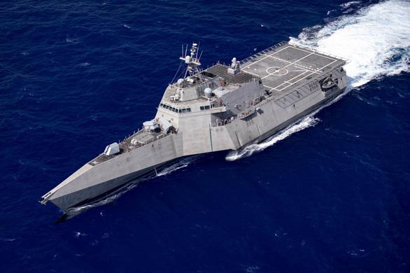 Trung Quốc lớn giọng dọa Mỹ về xui rủi bất ngờ trên Biển Đông - Ảnh 1.