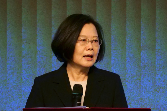 Mỹ quan ngại khi Trung Quốc điều tàu sân bay gây sức ép với bầu cử Đài Loan - Ảnh 1.