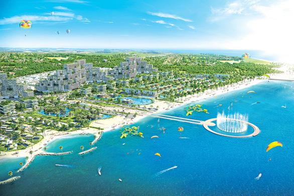 Thanh Long Bay - Át chủ bài nâng tầm du lịch biển Bình Thuận - Ảnh 1.