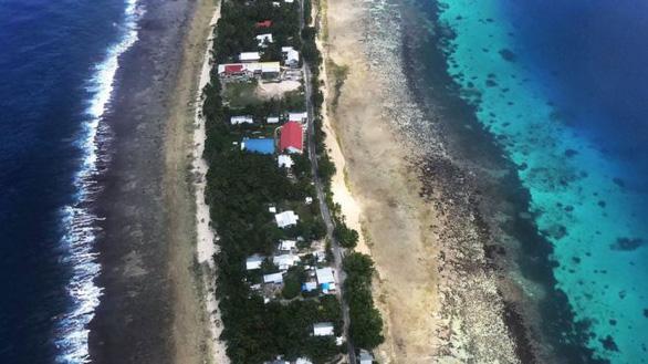 Đảo quốc Tuvalu ủng hộ Đài Loan, bác đề nghị xây đảo nhân tạo của Trung Quốc - Ảnh 1.