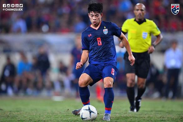 Iniesta Thái Lan Ekanit Panya rút lui khỏi SEA Games - Ảnh 1.