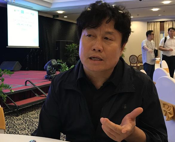 Nông sản Hàn Quốc vào VN nhiều nhờ ông Park Hang Seo và cô dâu Việt - Ảnh 2.