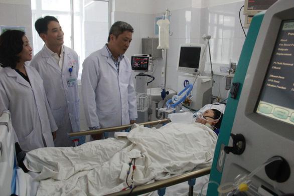 Vụ sản phụ tử vong ở Đà Nẵng: Nếu cần, thay thuốc đã trúng thầu - Ảnh 1.