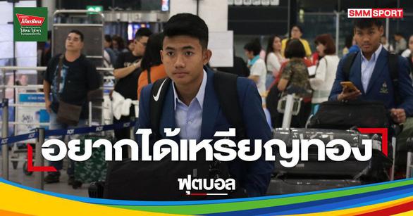 Thần đồng Thái Lan Suphanat: Việt Nam khó có cửa thắng Thái ở SEA Games - Ảnh 1.
