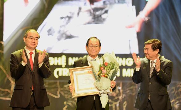 TP.HCM vinh danh và thưởng thêm cho 75 nghệ sĩ, nghệ nhân - Ảnh 6.