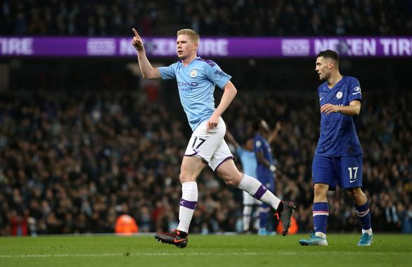 Man City thắng ngược nghẹt thở Chelsea tại Etihad - Ảnh 2.