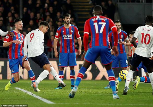 VAR và Firmino giúp Liverpool vượt ải Crystal Palace - Ảnh 4.