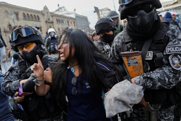 Quốc hội Bolivia mở đường bầu cử mới, loại cựu Tổng thống Morales - Ảnh 1.
