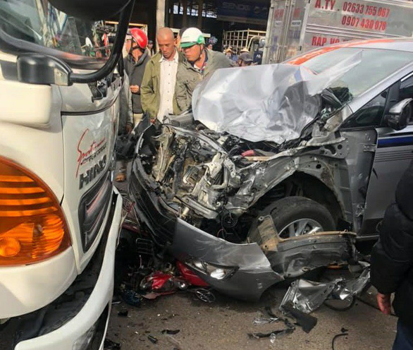Trung tá quân đội gây tai nạn chết người sau khi uống rượu bia - Ảnh 1.