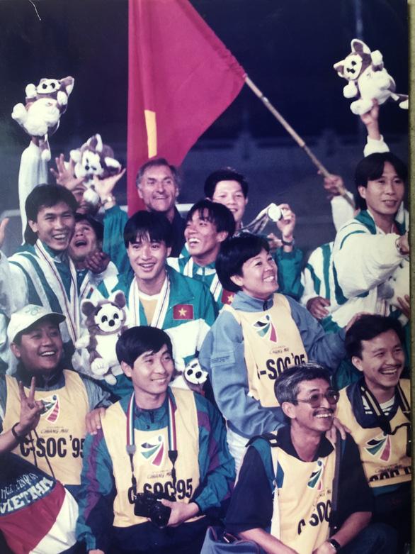 30 năm biên niên sử SEA Games - Kỳ 3: SEA Games 1995 - định danh bóng đá Việt - Ảnh 1.