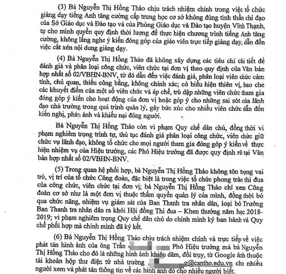 Nữ hiệu trưởng phát tán 'ảnh nóng' của ông hiệu phó - Ảnh 1.