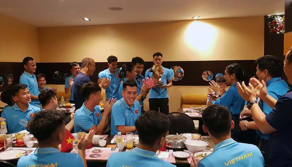 U22 Việt Nam được chăm lo tận răng tại SEA Games - Ảnh 2.