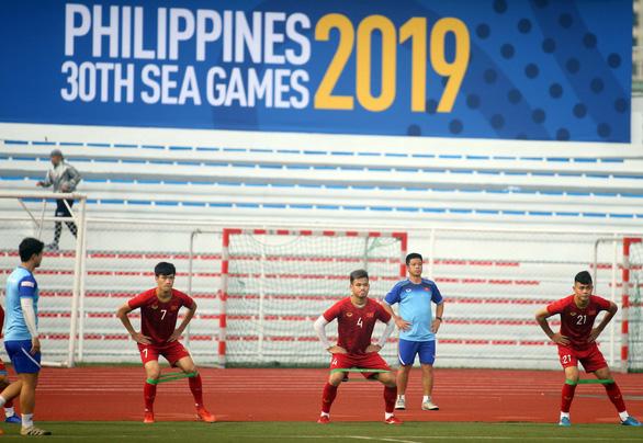 U22 Việt Nam được chăm lo tận răng tại SEA Games - Ảnh 1.