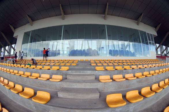 Ngắm sân Binan chỉ có 3.300 chỗ ngồi mà U22 Việt Nam sẽ thi đấu - Ảnh 4.