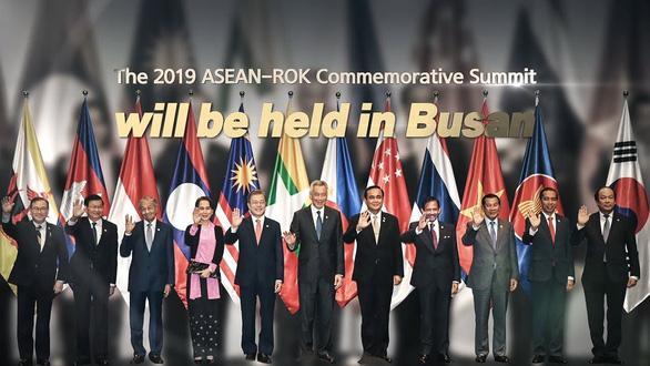 ASEAN ngang tầm 4 nước lớn - Ảnh 1.